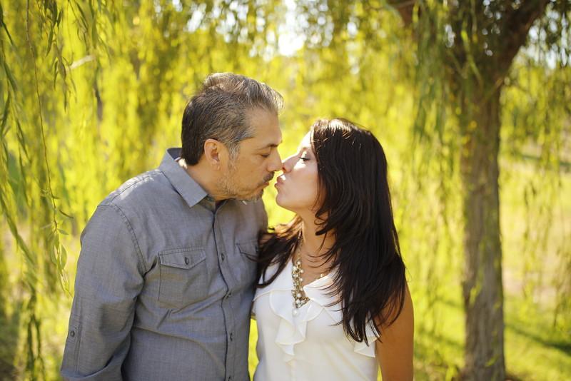 Robert + Yvette