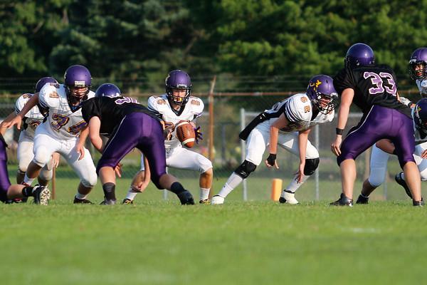 AHS Freshman Football at Leo