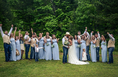 Cale and Felicia Tallant {May 4, 2019}