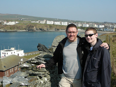 Isle of Man - an April stroll