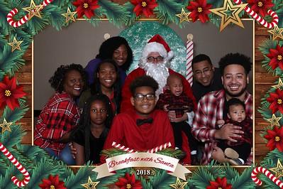 12/22/2018 Pancakes with Santa