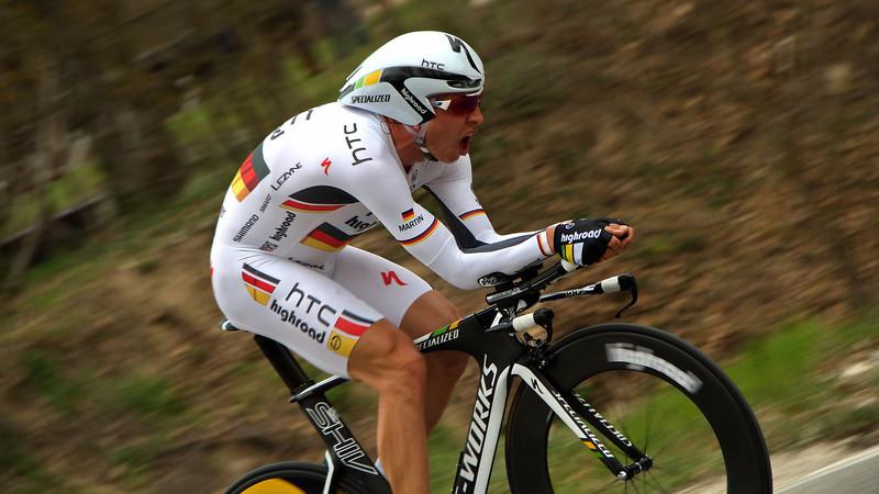 Martin, Paris-Nice 2011 winner.