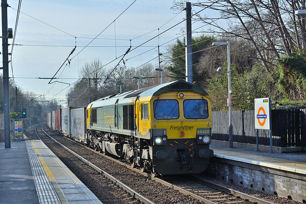 Trains January 2019