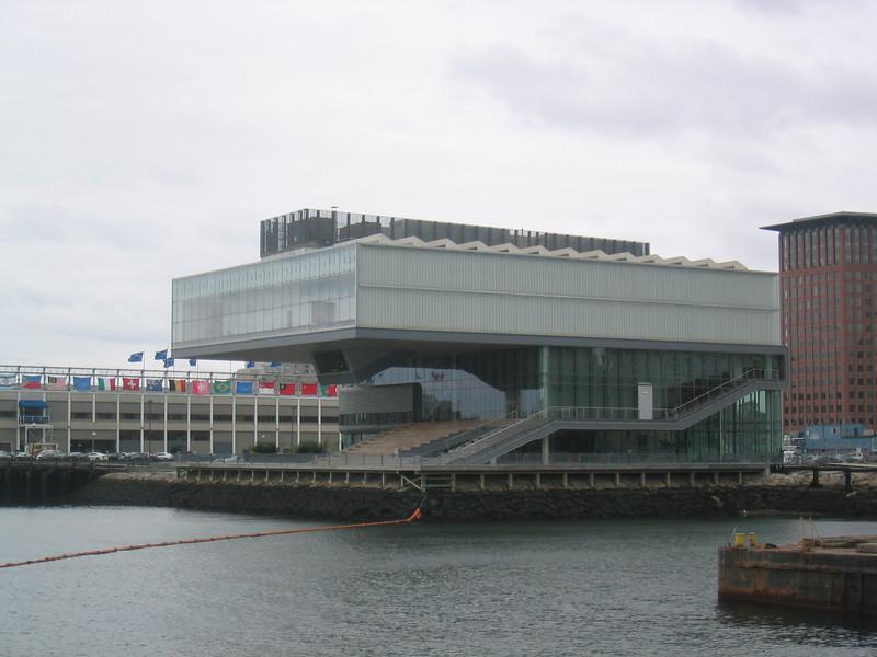 Institute of Contemporary Art. Boston