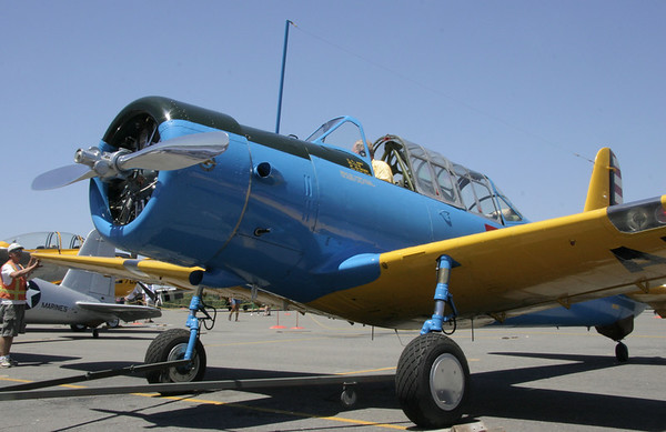 Nevada County Air Show July 7, 2007