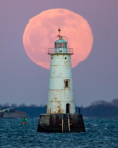 Raritan Moonrise
