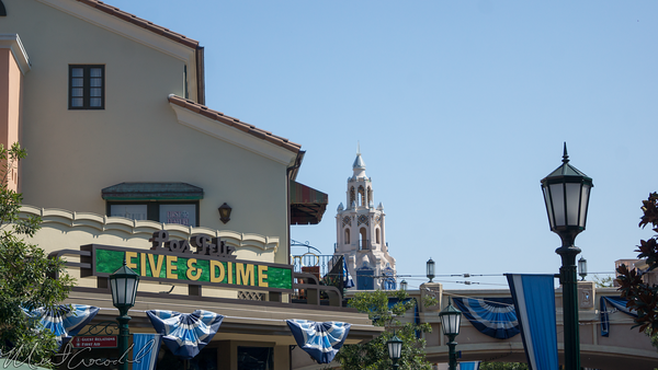 Disneyland Resort, Disney California Adventure, Five, Dime, Oswald, Merchandise
