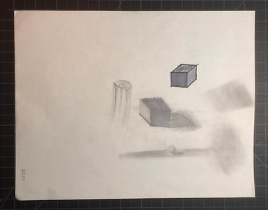 Learning to Draw: Week 1 & 2