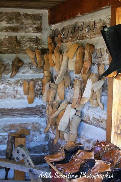 Wooden Shoe Last