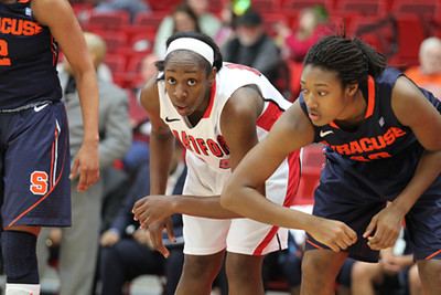 2012 WNIT First Round (v. Syracuse) March 16, 2012