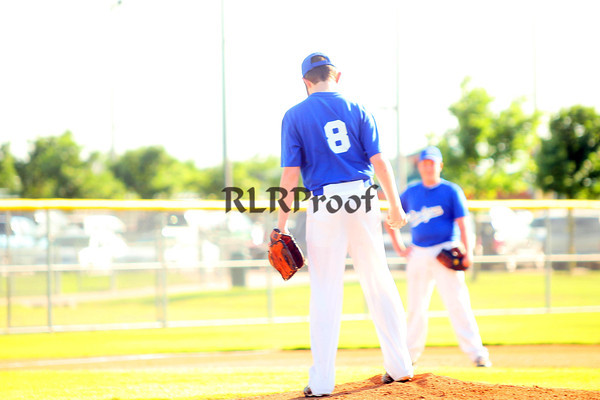 Dodgers vs Rio Vista White 2012