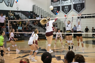 2019.09.26 Volleyball: Broad Run @ Dominion