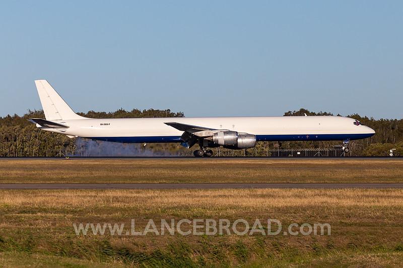 Skybus DC-8-73F -  OB-2059-P