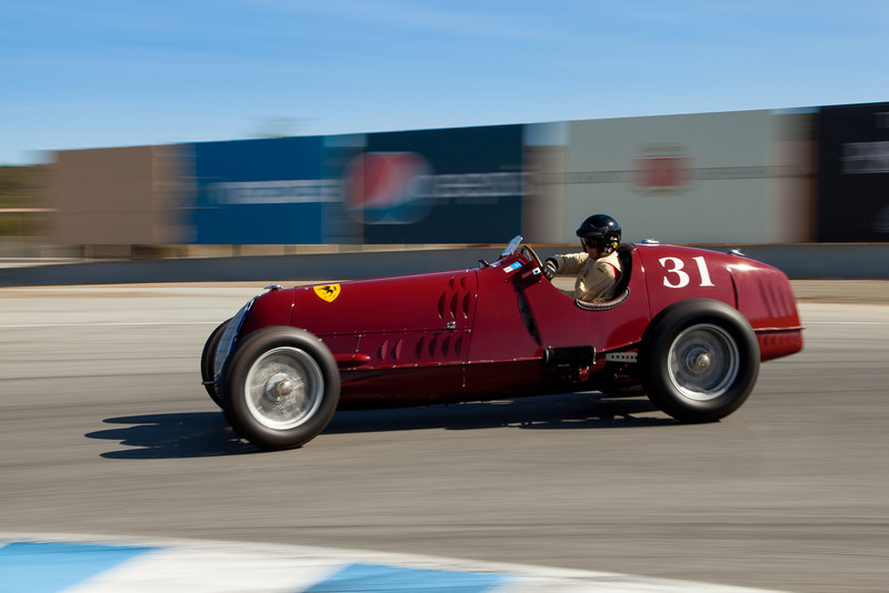 Nuvolari's Steed