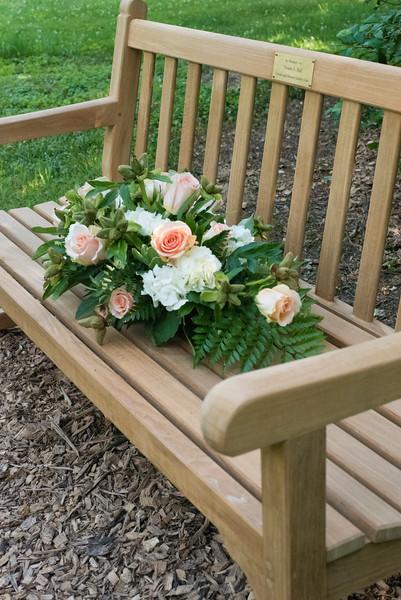 Wende Bell - Garden Bench Dedication