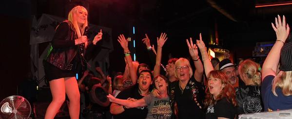 Lorraine Crosby Band, 25 Sep 2015