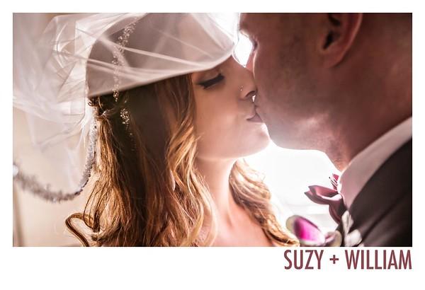 Suzy + William