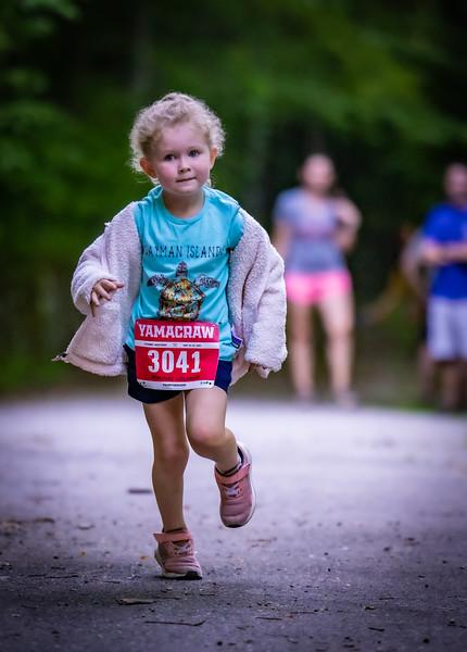 Yamacraw Kids Race