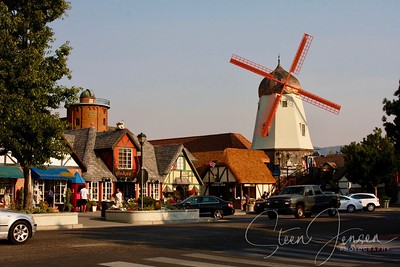 Travel; United states of America; California; Solvang;