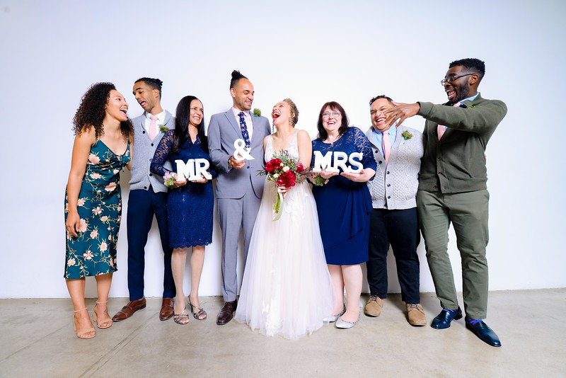 April & Milan: Ceremony and Reception