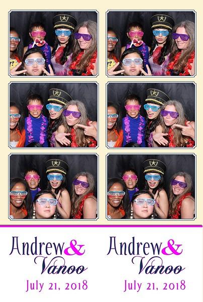 Andrew & Vinoo 's Wedding (07/21/18)
