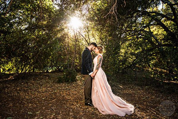 Angie & Eric Wedding