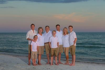 Charley Pugsley Family