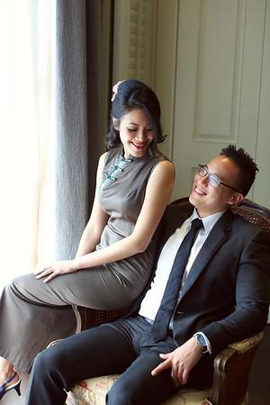 Paul Ong + Kim Ooi