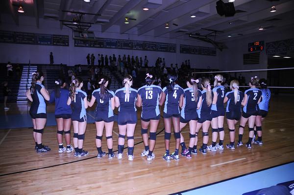 Cactus Varsity Volleyball Pics - 9/28/11
