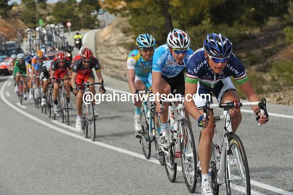 03.04 - Tour of Murcia - Stage 2