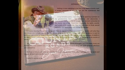 COUNTRY ROADS BOOK PREVIEW