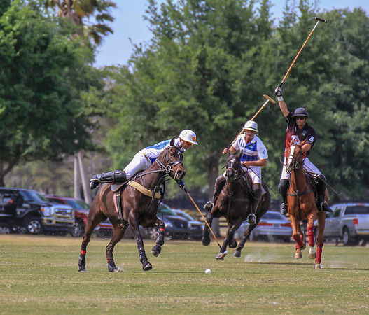 The Villages Polo Club Match - Easter 2013