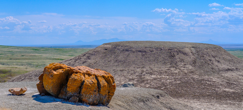 Red Rock Coulee Concretion