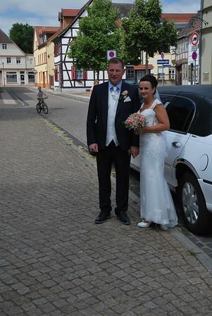 Hochzeit 2018 in Erxleben