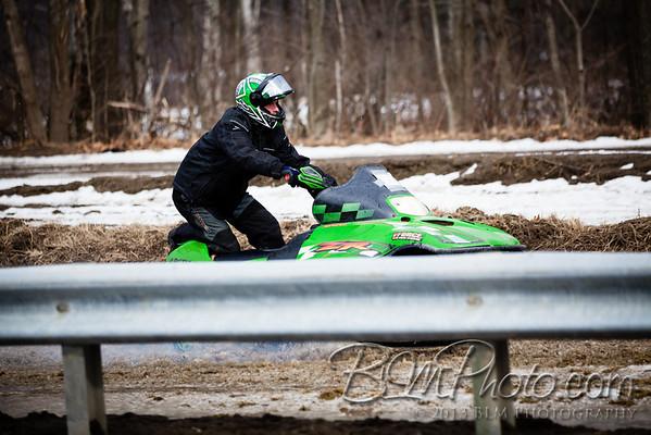 Snow Rodeo 2013 - Drag Racing