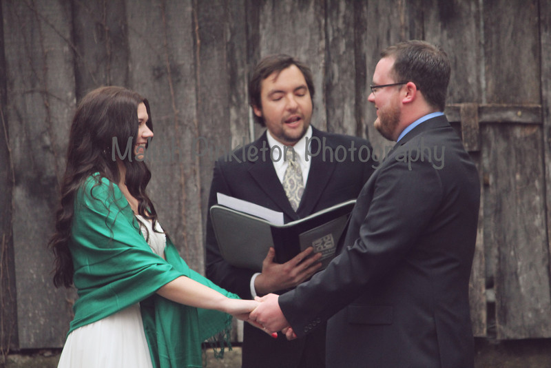 Claybra Wedding