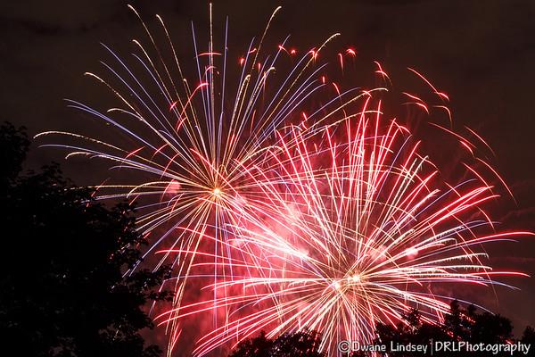 Fireworks - July 4, 2019