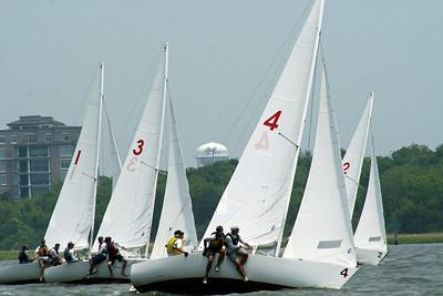 US Sailing Mens Semi Finals Area D