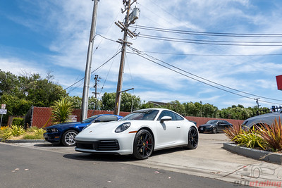 Porsche - 911s - Front End and Rockers PPF