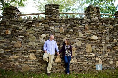 Kristina + Rob :: Engagement :: East Haddam, CT