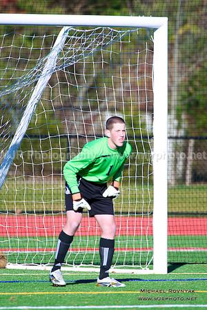 Soccer, Boys College 12, St Joseph's #1 Vs Mount Saint Mary 11.04.12