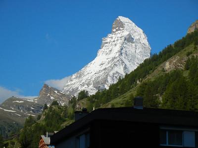 Matterhorn/Gornergrat 2011