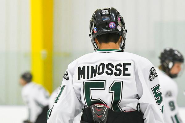 Athlete Profile- Anthony Minosse (Bantam AA)