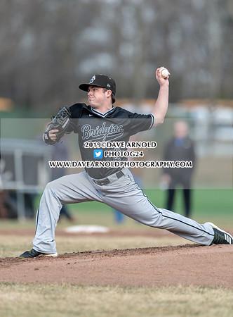 4/3/2019 - Varsity Baseball - Bridgton Academy vs Belmont Hill