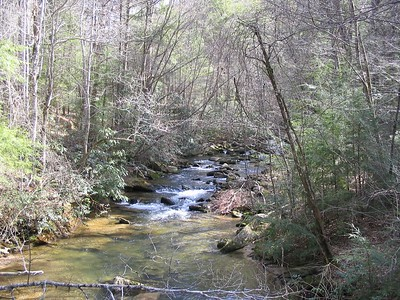 Jocasse Gorge Hiking Trip