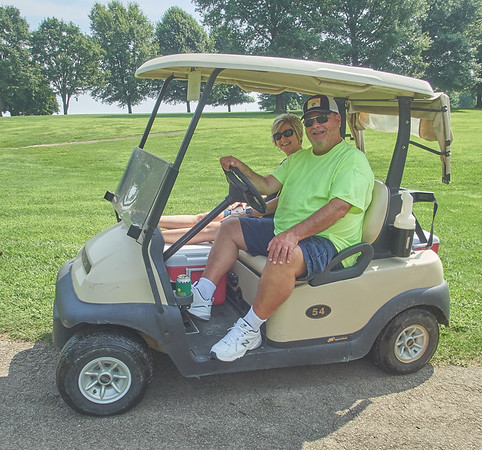 LaFayette Manor Inc. Golf Scramble at Duck Hollow