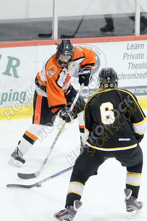 Oliver Ames-Nauset Hockey - 02-28-17