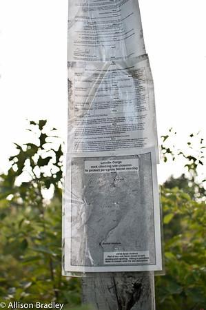 2011.08.26 Charlotte-ish Hiking