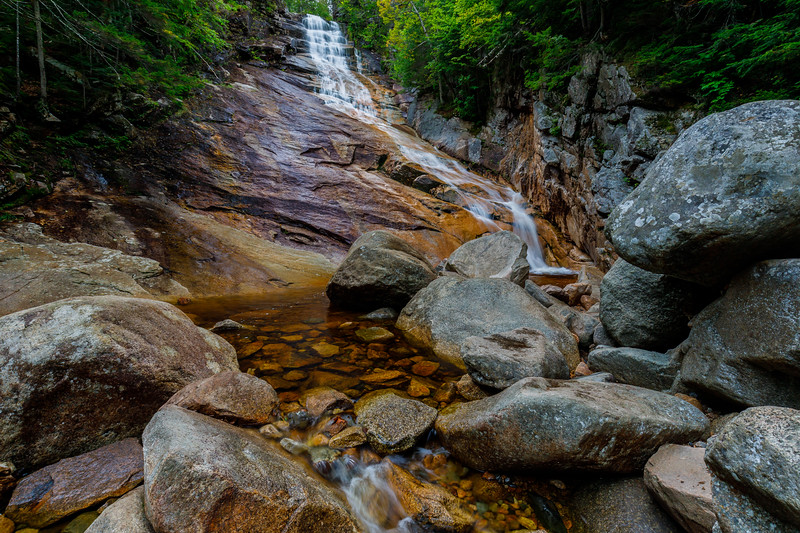 Ripley Falls, Crawford Notch State Park