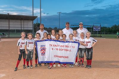 2019 Columbus Minor Softball All Star District Championship